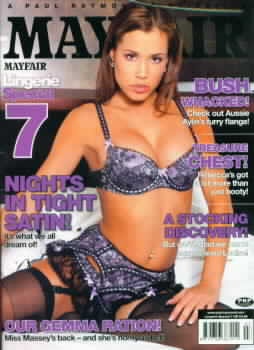 Mayfair Lingerie No 07