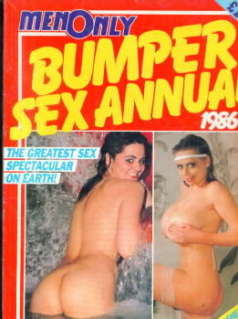Men Only Bumper Sex 1986