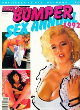 Men Only Bumper Sex 1992