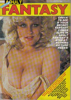 Adult Fantasy Issue 25