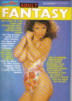 Adult Fantasy Issue 30