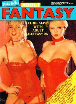 Adult Fantasy Issue 35
