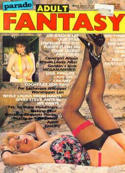 Adult Fantasy Issue 46