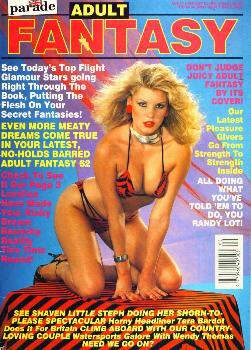 Adult Fantasy Issues 61 to 72