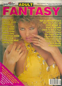 Adult Fantasy Issue 71