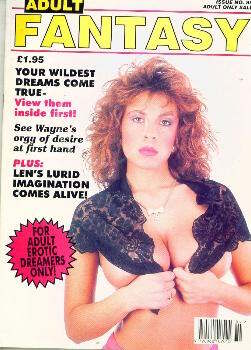 Adult Fantasy Issues 85 to 96