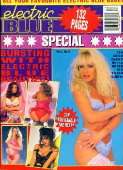 Electric Blue Specials