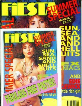 Fiesta Holiday Special No 15