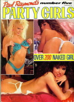 Mens World Party Girls No 05