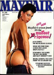 Mayfair Vol 21 No 10