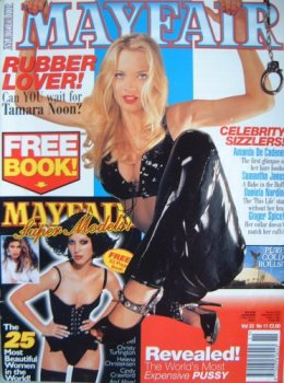 mayfair vol 33 No 11
