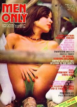 Men Only Vol 41 No 10
