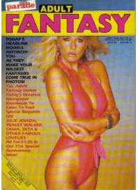 Adult Fantasy Issues 13 to 24