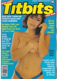 Titbits New Look 01 1993 - January
