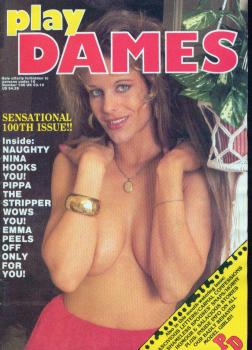 Playdames Issue 100