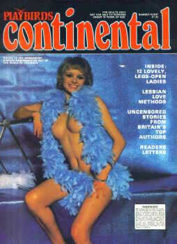 Playbirds Continental Issue 08